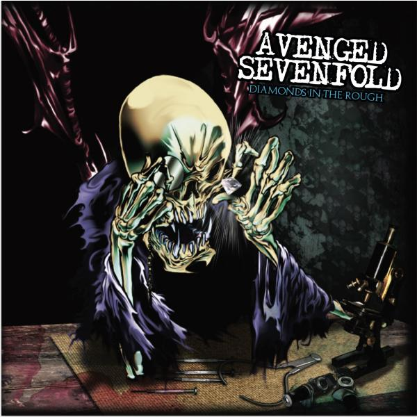 Avenged Sevenfold - Diamonds In The Rough (limited, 2 Lp, Colour)