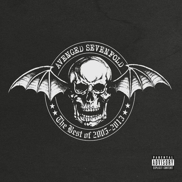 Avenged Sevenfold Avenged Sevenfold - The Best Of 2005-2013 (3 LP) pantera pantera reinventing hell the best of pantera cd dvd