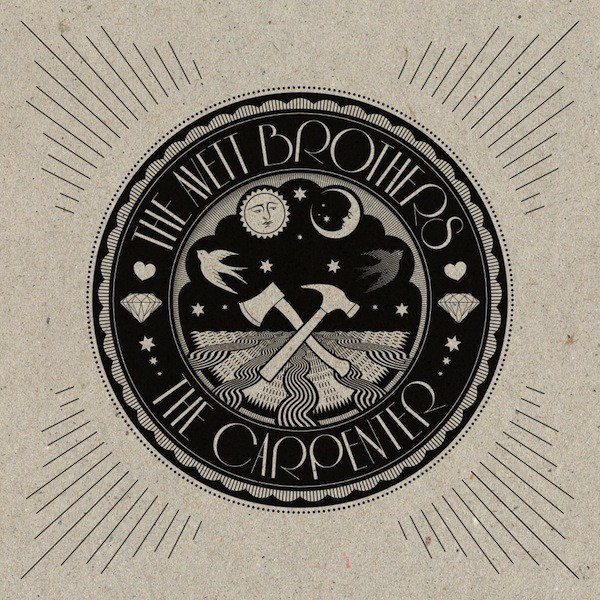 Avett Brothers Avett Brothers - Carpenter (2 LP) goorin brothers 103 5880