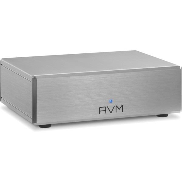 Фонокорректор AVM Audio Inspiration P 1.2 Silver