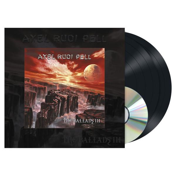 купить Axel Rudi Pell Axel Rudi Pell - Ballads Iii (2 Lp+cd) недорого