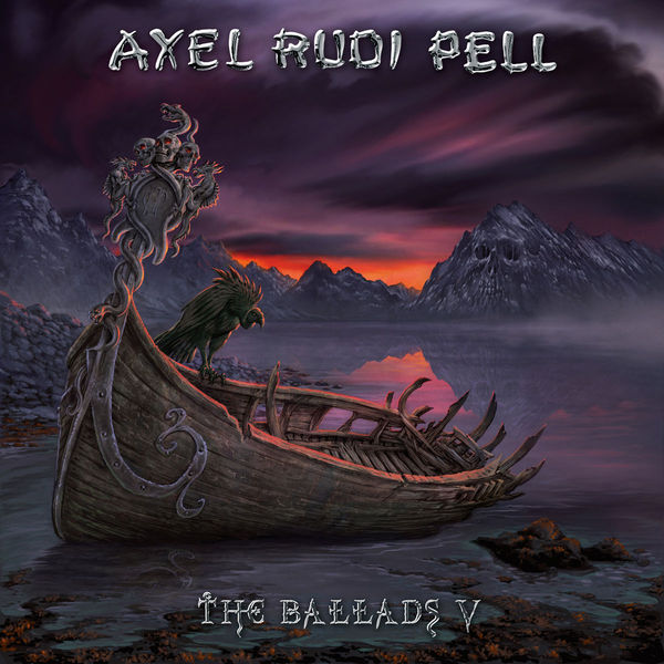 Axel Rudi Pell Axel Rudi Pell - Ballads V (2 Lp+cd) learning english language via snss and students academic self efficacy