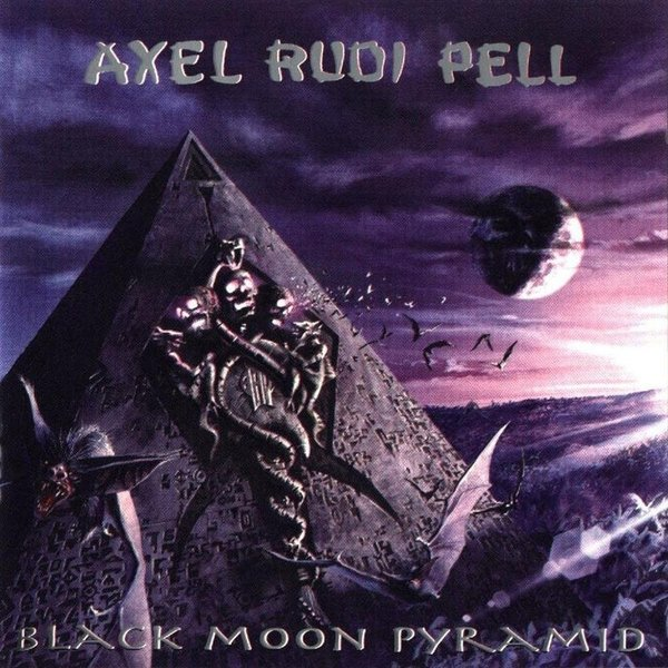 Axel Rudi Pell Axel Rudi Pell - Black Moon Pyramid (2 Lp+cd) рубашка fore axel