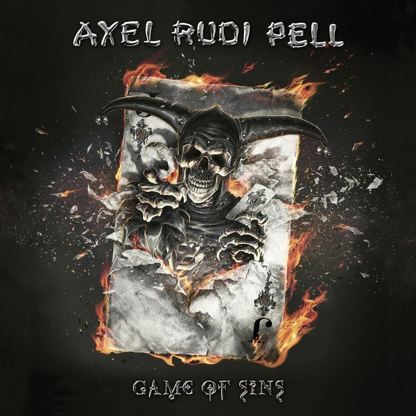 Axel Rudi Pell Axel Rudi Pell - Game Of Sins (2 Lp+cd) рубашка fore axel