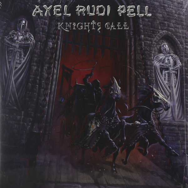 Axel Rudi Pell Axel Rudi Pell - Knights Call (2 Lp+cd) рубашка fore axel