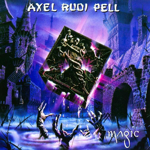 Axel Rudi Pell Axel Rudi Pell - Magic (2 Lp+cd)