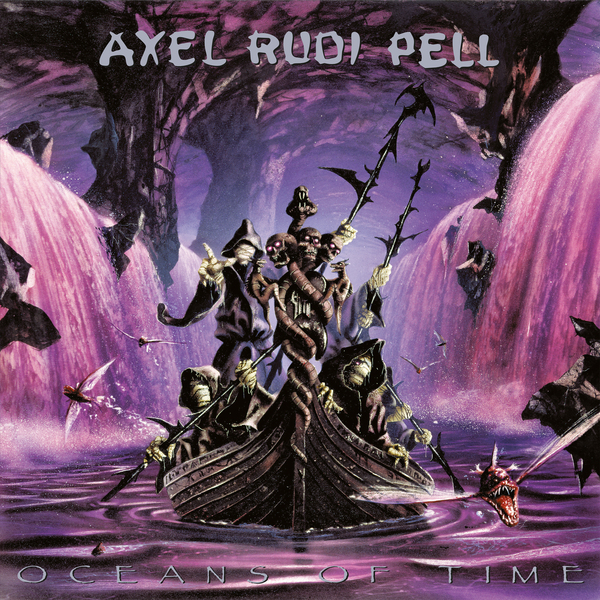 Axel Rudi Pell Axel Rudi Pell - Oceans Of Time (2 Lp+cd) hurts hurts surrender 2 lp cd
