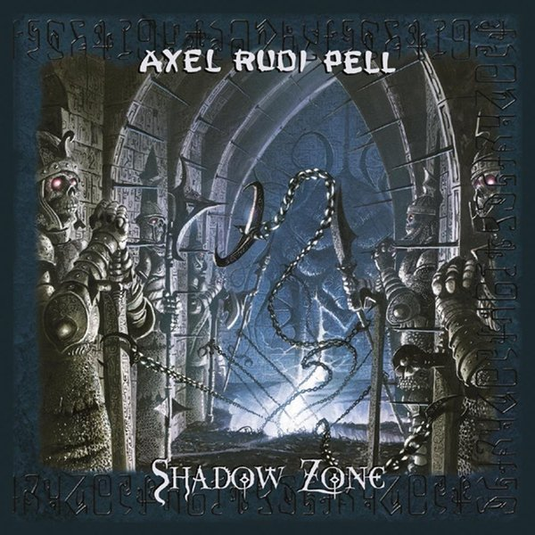 Axel Rudi Pell Axel Rudi Pell - Shadow Zone (2 Lp+cd) рубашка fore axel