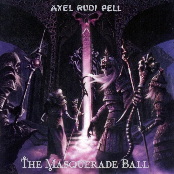 Axel Rudi Pell Axel Rudi Pell - The Masquerade Ball (2 Lp+cd) рубашка fore axel