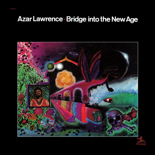 Azar Lawrence Azar Lawrence - Bridge Into The New Age azar lawrence azar lawrence bridge into the new age