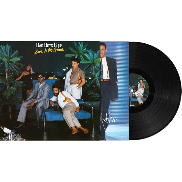 Bad Boys Blue - Love Is No Crime от Audiomania