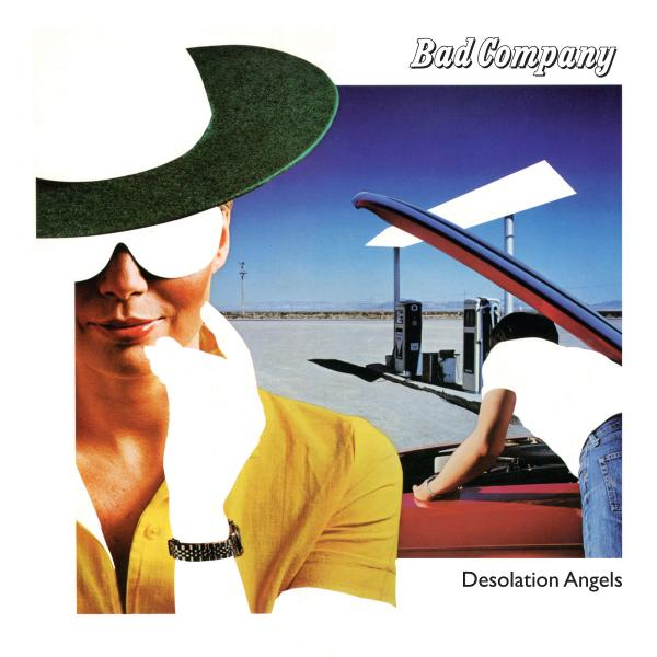 Bad Company - Desolation Angels (40th Anniversary) (2 Lp, 180 Gr)