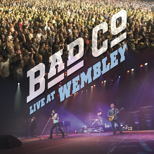 Bad Company - Live At Wembley (2 LP)
