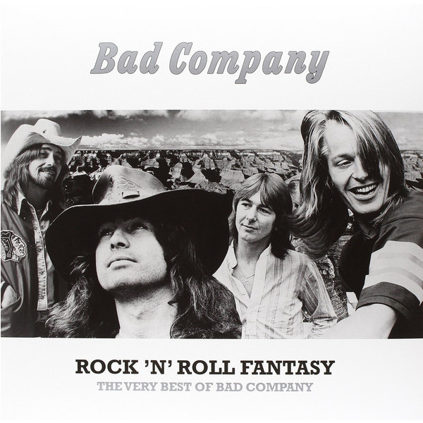 Bad Company Bad Company - Rock N Roll Fantasy: The Very Best Of Bad Company (2 LP) bad company bad company rock n roll fantasy the very best of bad company 2 lp