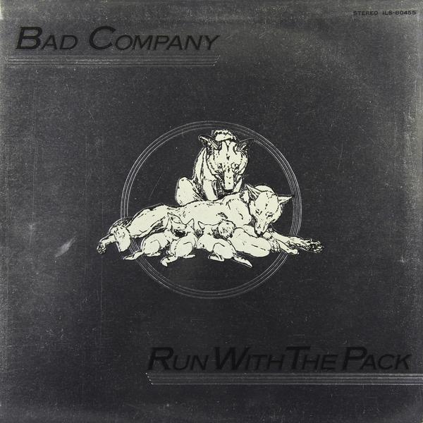 Bad Company Bad Company - Run With The Pack (japan Original. 1st Press) (винтаж)