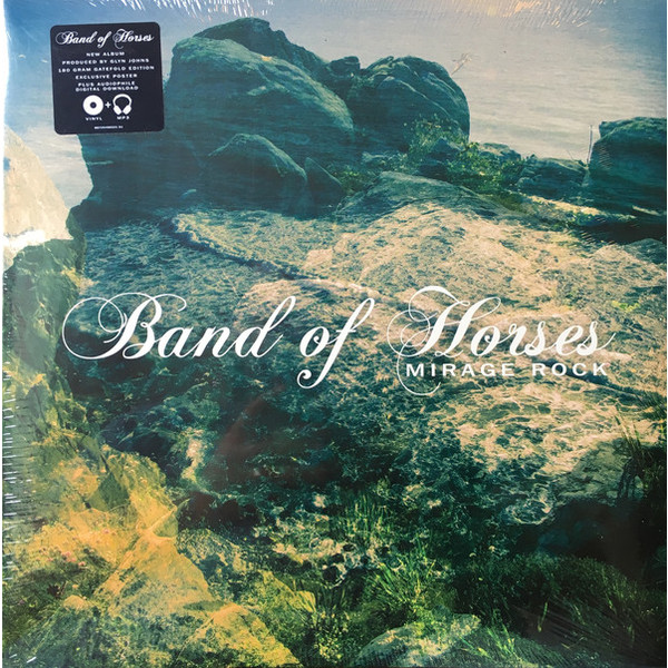 Band Of Horses Band Of Horses - Mirage Rock (180 Gr) slow horses