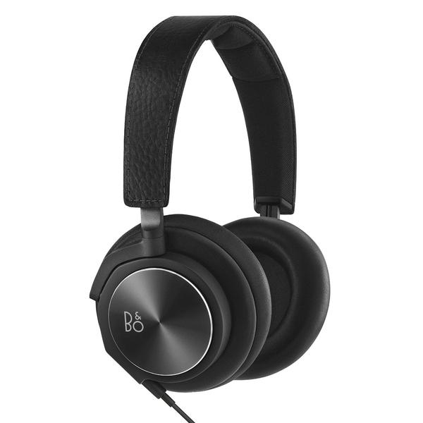 Охватывающие наушники Bang & Olufsen BeoPlay H6 2nd Generation Black Leather beoplay