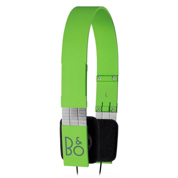 Накладные наушники Bang & Olufsen Form 2i Green