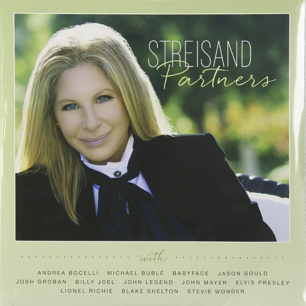 Barbra Streisand Barbra Streisand - Partners (2 Lp+cd) барбра стрейзанд barbra streisand partners 2 lp cd