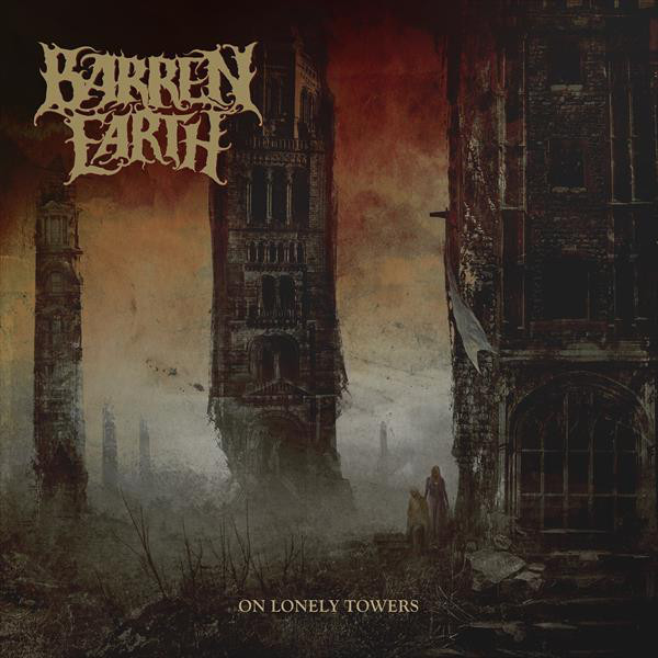 Barren Earth Barren Earth - On Lonely Towers (2 LP) bprd hell on earth v 7