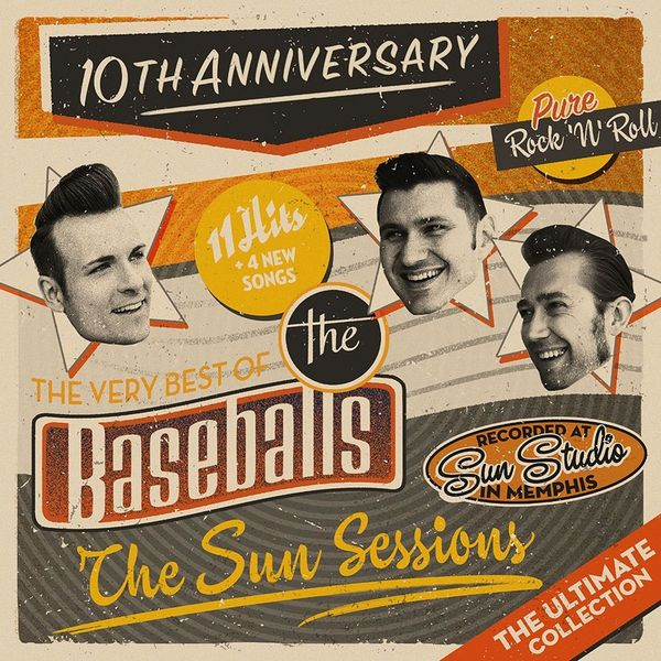 Baseballs Baseballs - The Sun Sessions (2 Lp, 180 Gr) kiss kiss carnival of souls the final sessions 180 gr