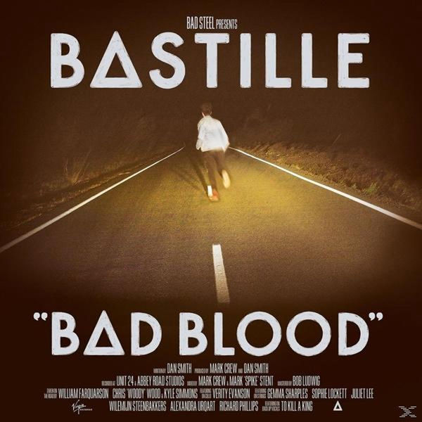 Bastille Bastille - Bad Blood bastille sydney