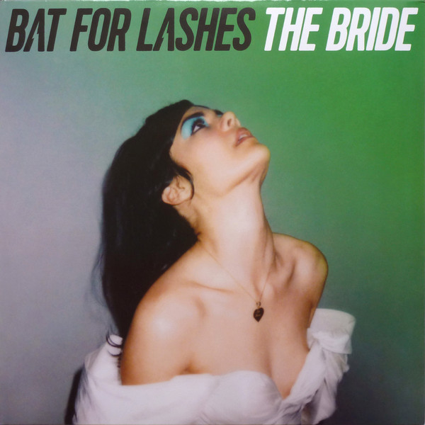 Bat For Lashes Bat For Lashes - The Bride (2 LP) green tassel details floral print bat sleeves kimono