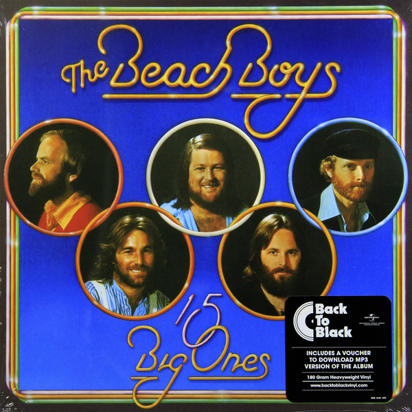 Beach Boys Beach Boys - 15 Big Ones (180 Gr)