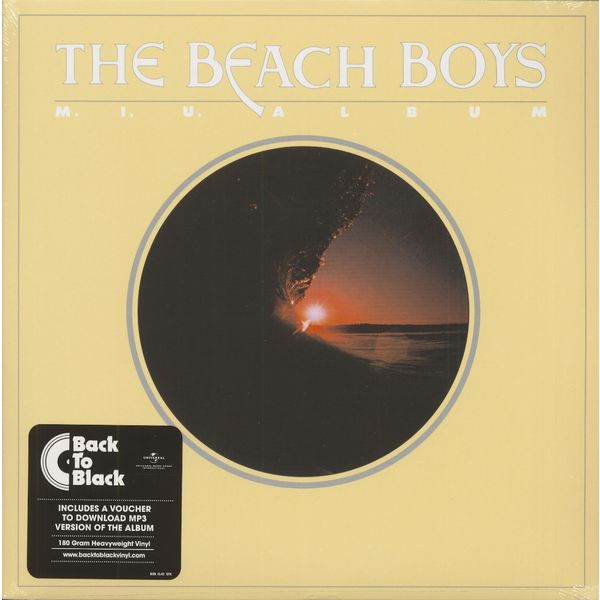 Beach Boys Beach Boys - M.i.u. beach boys beach boys that s why god made the radio