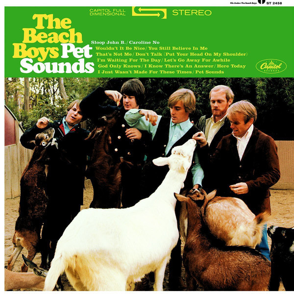 Beach Boys Beach Boys - Pet Sounds beach boys beach boys that s why god made the radio
