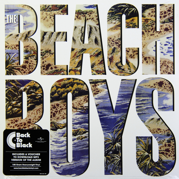 Beach Boys Beach Boys - The Beach Boys (180 Gr) metal chain buckles leisure beach sandals