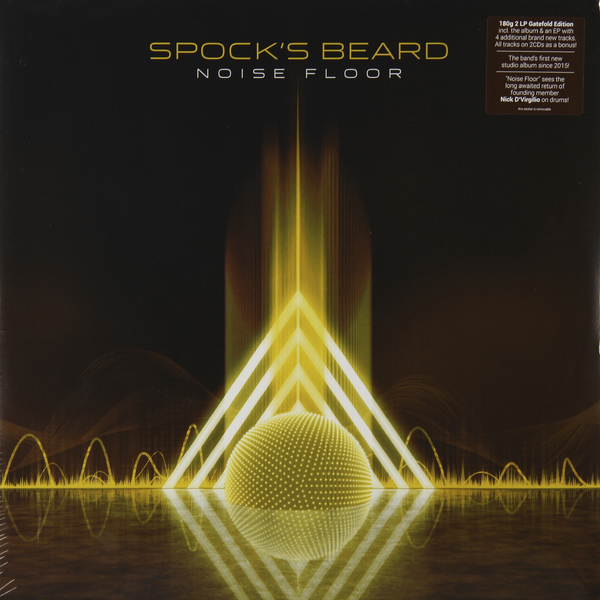 Spock's Beard Spock's Beard - Noise Floor (2 Lp+2 Cd)