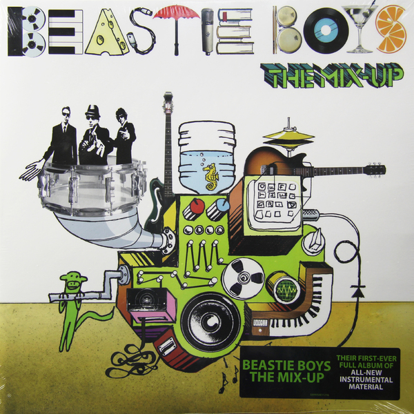 Beastie Boys Beastie Boys - Mix Up фото