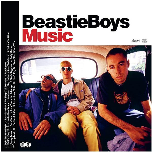 Beastie Boys - Music (2 LP)