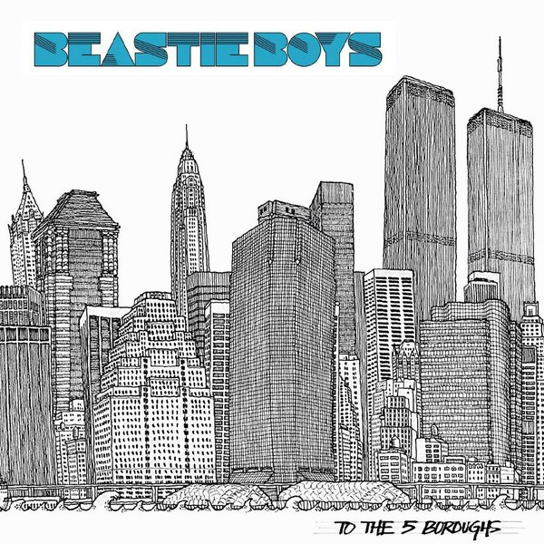 Beastie Boys Beastie Boys - To The 5 Boroughs (2 LP) 2 1x5 5mm f to 5 0x7 4mm male dc power plug connector adapter for dell hp laptop r179 drop shipping
