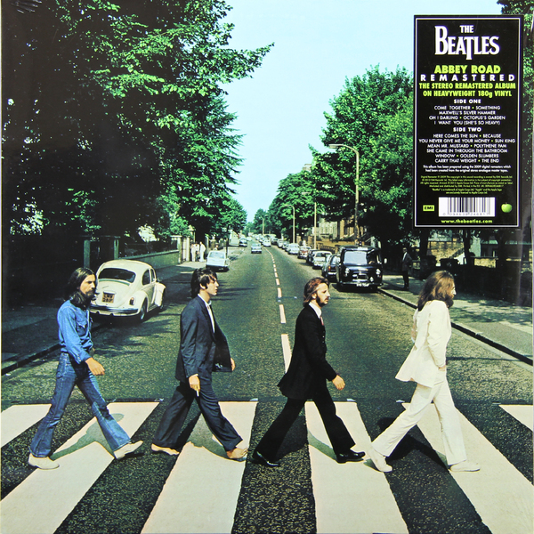 Beatles  - Abbey Road (180 Gr) картинка