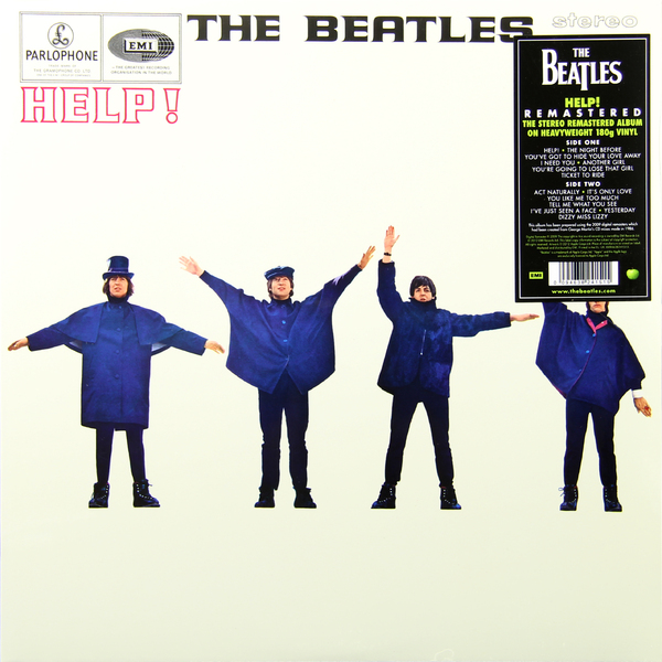 Beatles Beatles - Help! (180 Gr) beatles beatles beatles for sale 180 gr