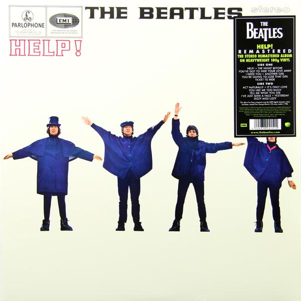 Beatles - Help! (180 Gr) (уцененный Товар)