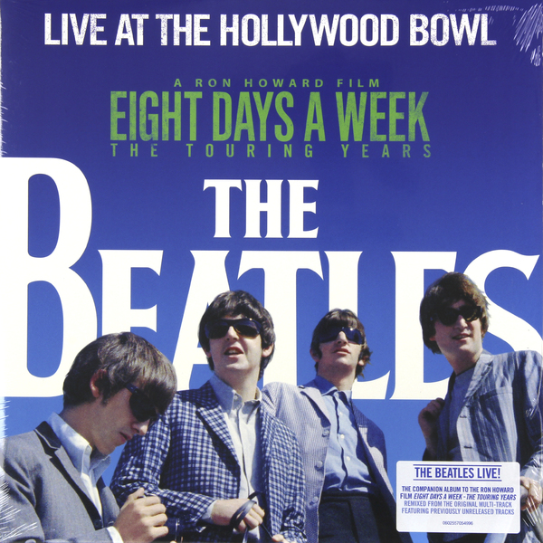 Фото - Beatles Beatles - Live At The Hollywood Bowl beatles beatles revolver 180 gr