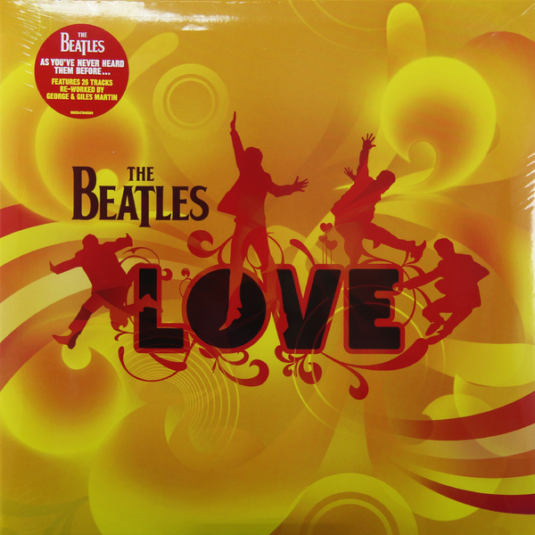 Beatles Beatles - Love (2 LP) new lepin 16009 1151pcs queen anne s revenge pirates of the caribbean building blocks set compatible legoed with 4195 children