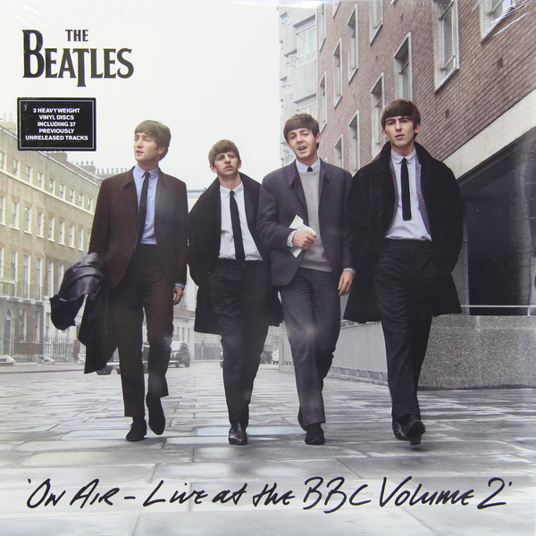 Beatles Beatles - On Air-live At The Bbc 2 (3 LP) ричард томпсон richard thompson live at the bbc 3 cd dvd