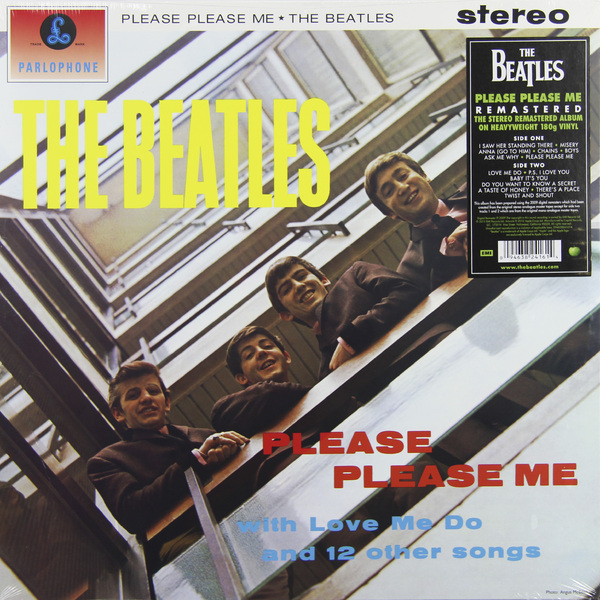 Beatles Beatles - Please Please Me (180 Gr) beatles beatles beatles for sale 180 gr