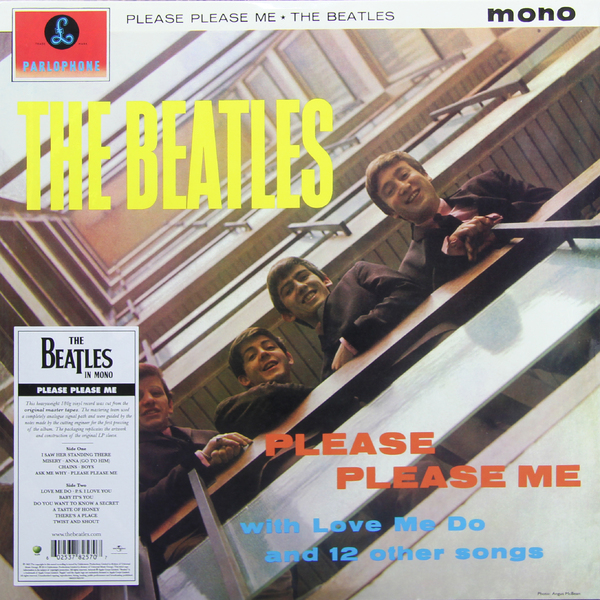 Beatles Beatles - Please Please Me (mono)