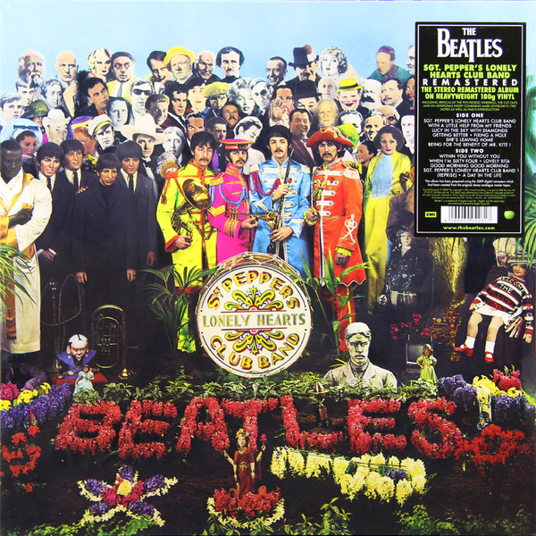 Beatles Beatles - Sgt Pepper Lonely Hearts Club Band (180 Gr)