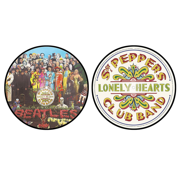 Beatles Beatles - Sgt. Pepper's Lonely Hearts Club Band (picture) конни гранма the lonely hearts bar