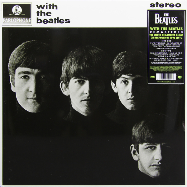 Beatles Beatles - With The Beatles (180 Gr) the beatles the beatles a hard day s night ecd