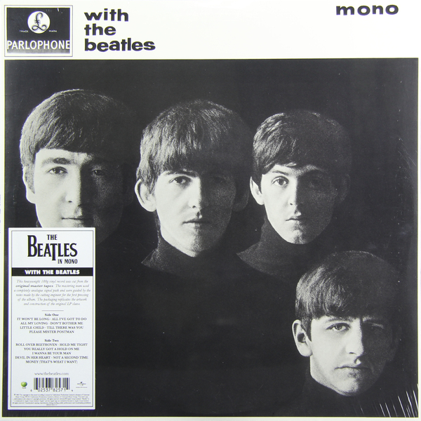 Beatles Beatles - With The Beatles (mono) the beatles the beatles a hard day s night ecd