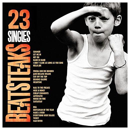Beatsteaks Beatsteaks - 23 Singles (2 LP) phil collins singles 4 lp