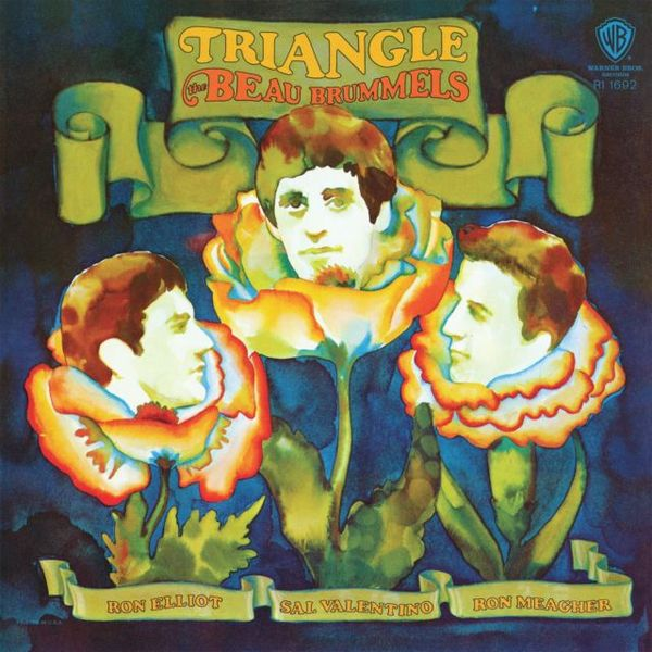 Beau Brummels Beau Brummels - Triangle (50th Anniversary) (colour) baile beau безремневой вибрострапон
