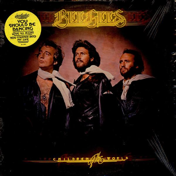 Bee Gees - Children Of The World (reissue)
